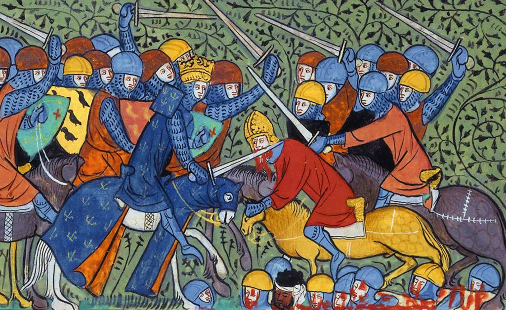 Far-right terrorists and the meaning of the Battle of Tours