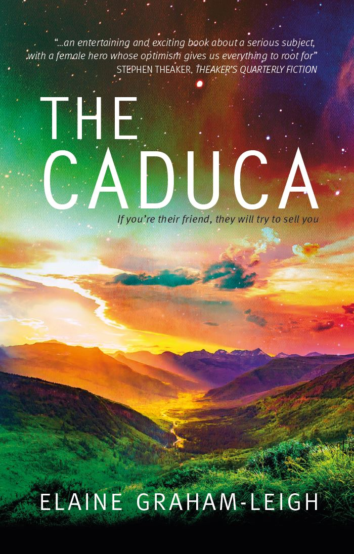 Book launch for The Caduca – Friday 26th March, 7pm